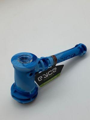 Eyce Silicone Bubbler Blue