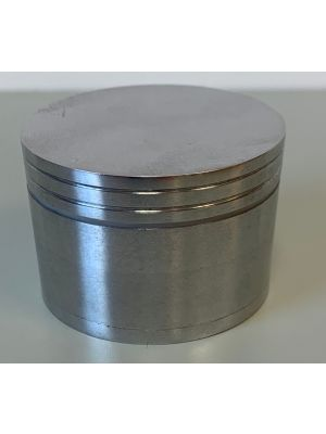 Gen Silver 3pc Grinder XL 63mm
