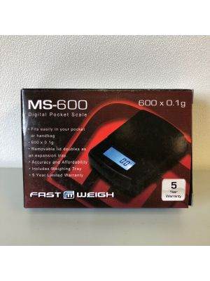 Fast Weigh MS-600
